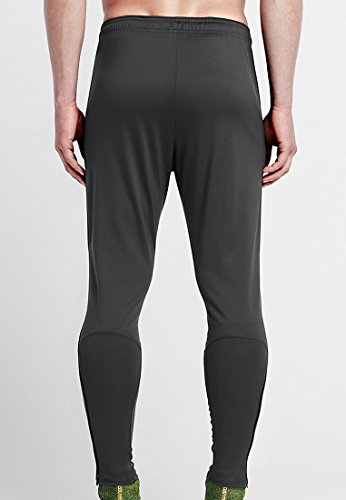 NIKE Herren Hose Strike Tech Warm Up anthrazit/Schwarz