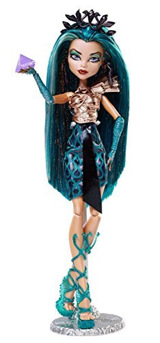 NEW Monster High Fright Mares Doll Boo York, Boo York City Schemes Nefera de Nile Toy for Girls by Ever After High