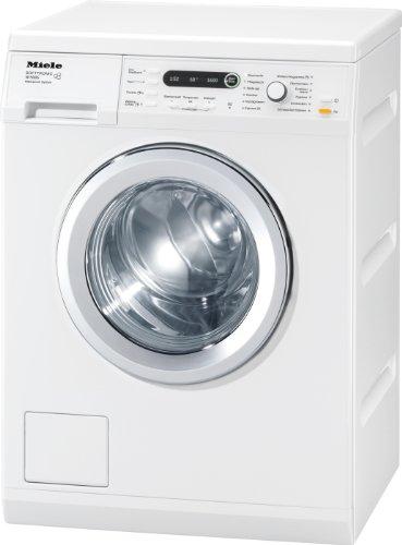 Miele W 5885 WPS Waschmaschine Frontlader / A+++ A / 1600 UpM / 8 kg / Lotosweiß / Professioneller FU-Motor / Startvorwahl