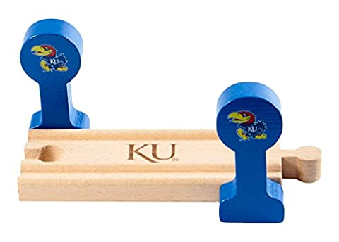 NCAA Kansas Jayhawks Kids Track & Signs, Small