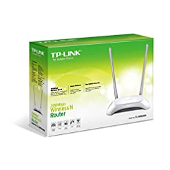TP-LINK TL-WR840N 300Mbps Wireless N Router (Not a Modem