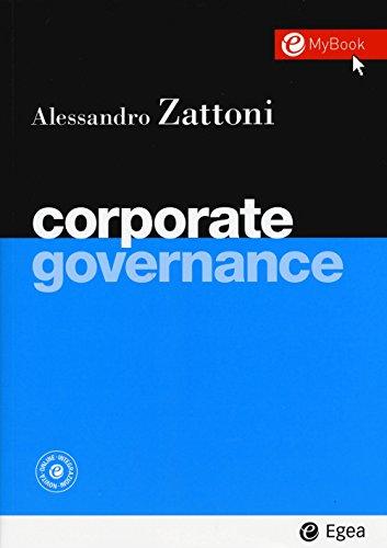 Corporate governance. Con aggiornamento online