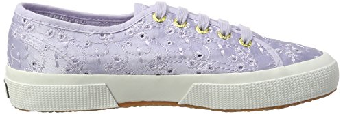 Superga Damen 2750 Sangallqsatinw Sneaker Violett (violet lilac)