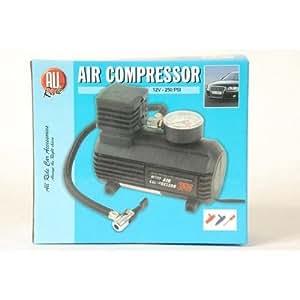 compresseur a air electrique gonfleur pour voiture velo ou ballon branchement sur prise allume. Black Bedroom Furniture Sets. Home Design Ideas