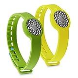kwmobile 2in1: 2x Cinturino sostitutivo per Jawbone UP Move - Bracciale fitness...
