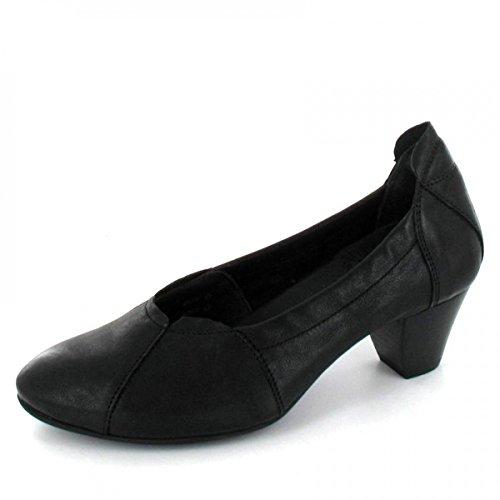 Think!, Scarpe col tacco donna nero nero Nero