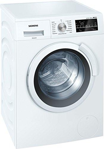 Siemens iQ500 WS12T440 Slim Line / 6,50 kg / A+++ / 119 kWh / 1.200 U/min / aquaStop mit lebenslanger Garantie / Hygiene Programm / Outdoor Programm /