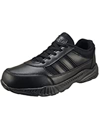 Action Shoes Synergy Boy's School Shoe