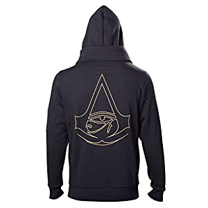 Assassin's Creed – Crest Logo Origins – Zipper Doppelwandig | Offizielles Ubisoft Merchandise