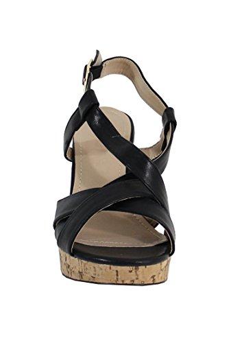 By Shoes , Damen Räumschuh Schwarz