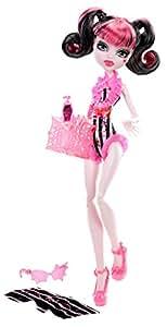 Monster High Poupée Doll Série Exclusive 2013 Swim Class En Maillot De Bain Draculaura