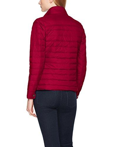James & Nicholson Damen Jacke Ladies' Lightweight Down Jacket Rot (Indian-Red)