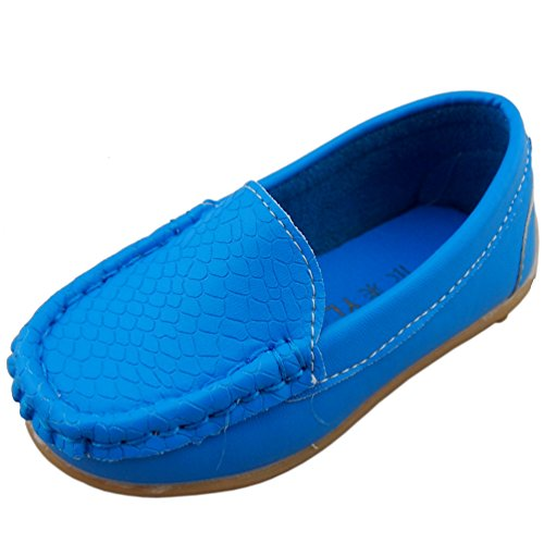 PPXID Boys Girls Soft Footwear Slip-on Loafers Oxford Shoes