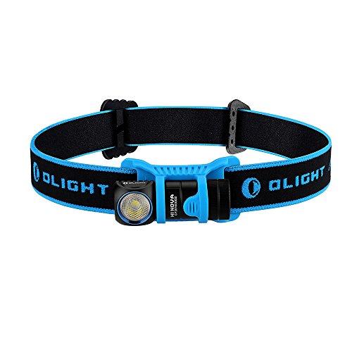 Olight® H1 Nova CW LED Lampe Stirnlampe Taschenlampe Multi-funktion - universell, praktisch und kaltweiß Version