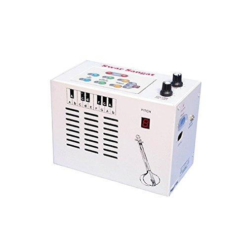Soundkraft Swar Sangat Digital Electronic Tanpura, White