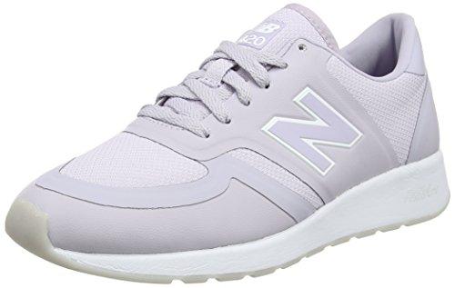 New balance wrl420, scarpe running donna, viola (lilac), 40 eu