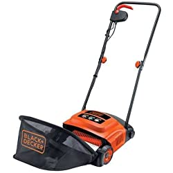 BLACK+DECKERGD300 Aerateur-Démousseur filaire 600 W Orange