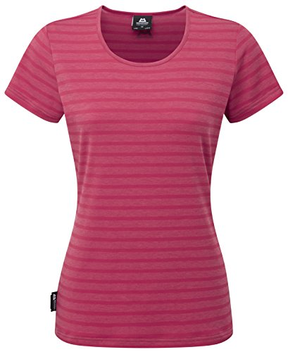 Mountain Equipment Stripe Tee Womens (T-shirt Mountain Stripe)