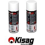 2x Kigas reemplazos correas de repuesto Kigas a 400ml y 5palanca adaptador