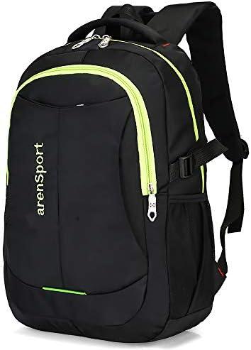 PANGOIE,Zaino Computer Computer Computer Portatile Ideale L'Ufficio Lavoro Affari Business Backpack | Acquista  | Design Accattivante  365003