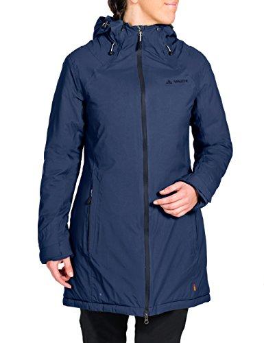 VAUDE Damen Jacke Altiplano Coat, Sailor Blue, 44, 05989
