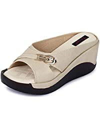 TRASE Avalon Wedges for Women - 2.5 Inch Heel