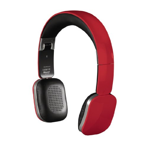 Hama Speed Bluetooth-Stereo-Headset, rot