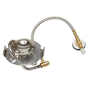 41oPaTvI2rL. SS300  - Go System GS2000 Camping Stove, Silver