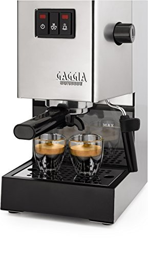 A photograph of Gaggia Classic