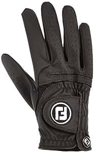 FootJoy WeatherSof - Gant de golf pour gauchers (Composite) Couleur: Noir Taille: S