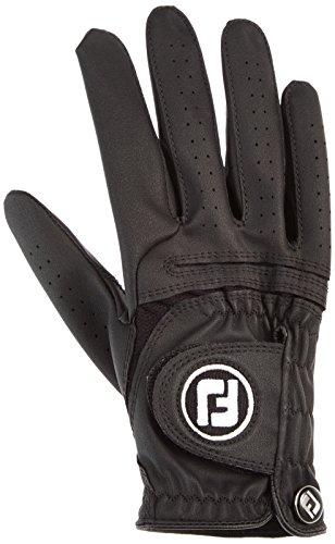 FootJoy WeatherSof Herrenhandschuhe Linkshänder XL Schwarz