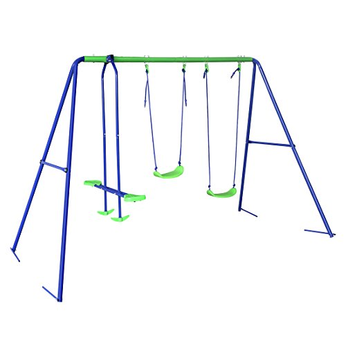 Outdoor Baby Toys Childrens Folding Swing Baby