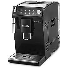 DeLonghi Autentica ETAM29.510.B - Cafetera súper automática, con panel táctil, color negro