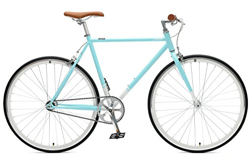 Critical Cycles Harper Single-Speed Fixed-Gear Urban Commuter Bike