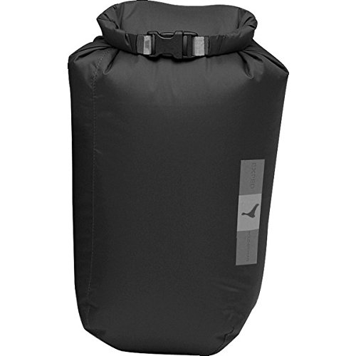 Exped Fold Dry Bag - Black - Extra Small