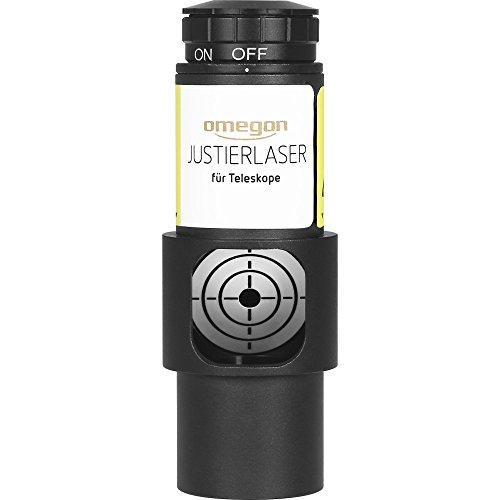 Omegon Justier-Laser Newton 1,25\'\' mit Sichtfenster