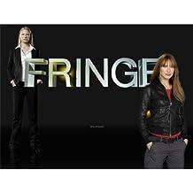 Fringe Poster On Silk <47cm x 35cm, 19inch x 14inch> - Cartel de Seda - D67E5F