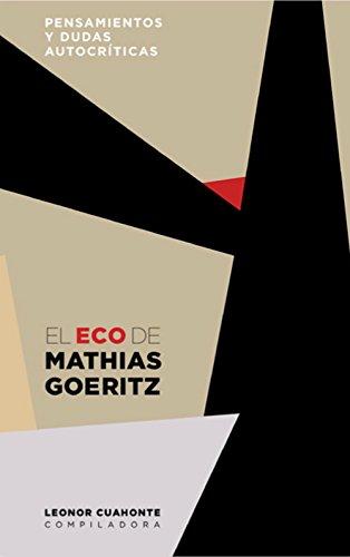 El Eco De Mathias Goeritz (Arte y Fotografía)
