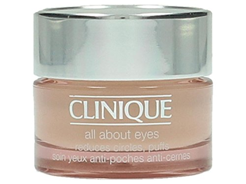 Clinique All About Eyes femme/woman, Reduces Puffs, Circles, 1er Pack (1 x 15 ml) -