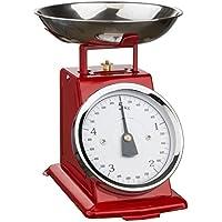 Gerimport Balanza de Cocina Bascula Peso Precisión 10g/5kg 5000 gr MECANICA ...
