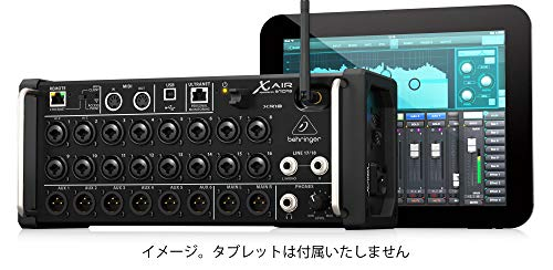 Behringer X Air XR18 Digital Mixer (Behringer X32-16)