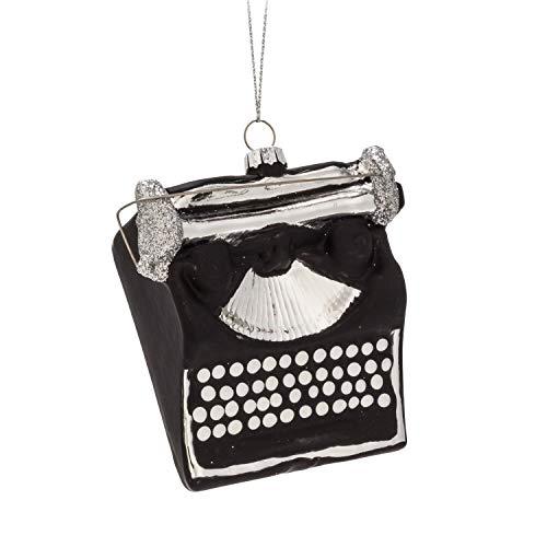 ntage Schreibmaschine Ornament-blk-3