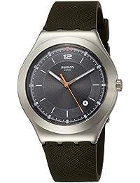 Swatch Irony Herrenuhr Tic-Green YWS425