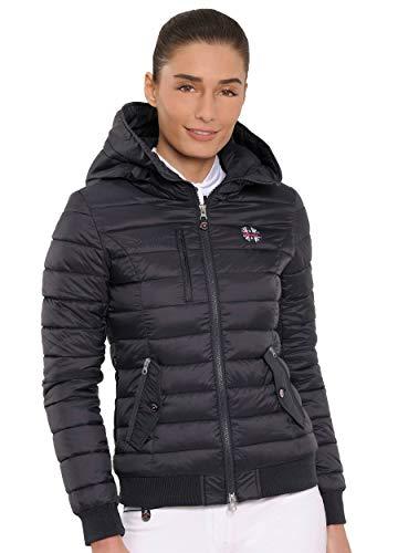 SPOOKS Damen Jacke, leichte Damenjacke mit Kragen, Herbstjacke - Jana Jacket Navy XS