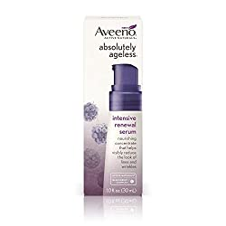 Aveeno Absolutely Ageless, Intensive Renewal Serum, 1 Fluid Ounce