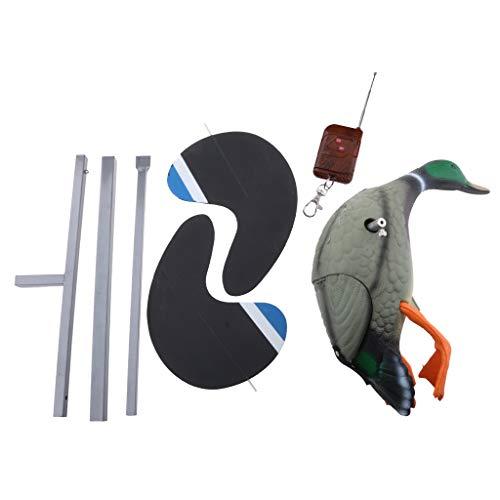 F Fityle Elektrische Fliegende Ente Mit Fernbedienung - Enterich -