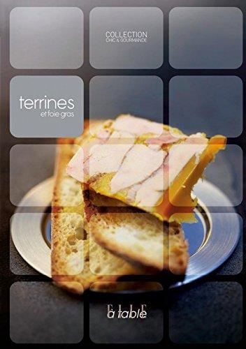 Terrines et foie gras