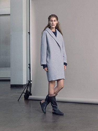 Nokian Footwear LOOSE LEG black, Gummistiefel Grau Tricolor