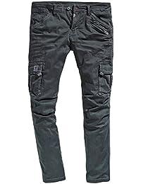 Timezone Herren Cargo Hose 26-0112 Ben Slim Leg