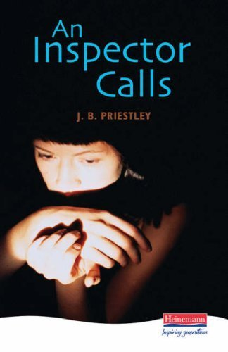 An Inspector Calls (Heinemann Plays For 14-16+) by J.B. Priestley (1992) Hardcover